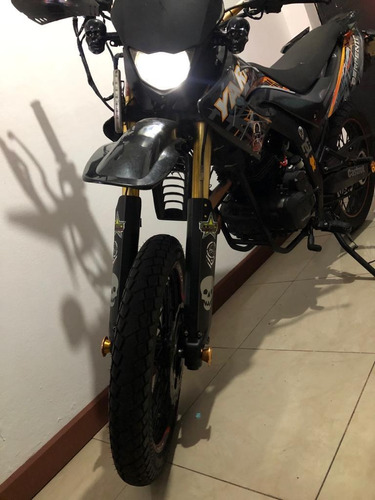 moto serpento yara al dia