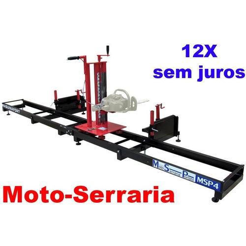 moto-serraria móvel msp-8 - maquinafort