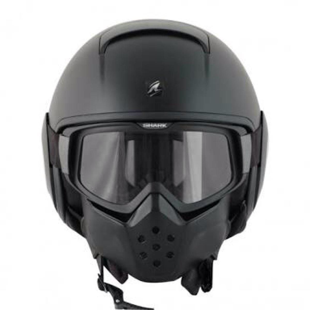 casco para moto shark raw 6 en mercado libre. Black Bedroom Furniture Sets. Home Design Ideas