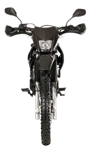 moto shineray cross enduro 250gy-6i 250cc matricula + casco