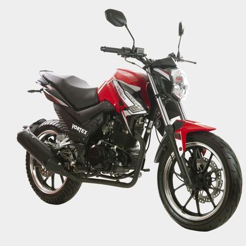 moto shineray vortex 200cc año 2020 color ro/ ne