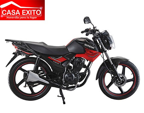 moto shineray xy150-10f 150cc año 2019 color ro/ ne/ az
