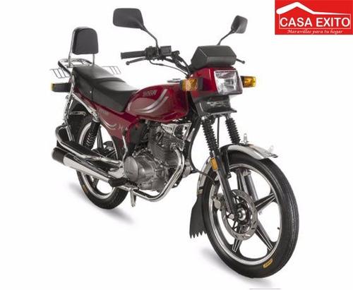 moto shineray xy150i 150cc año 2019 color ro/ ne/ az