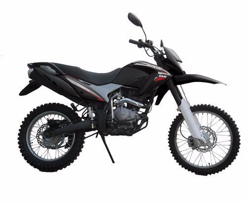 moto shineray xy200gy-6i, 200cc año 2017