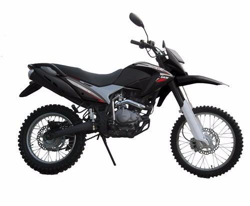 moto shineray xy200gy-6i, 200cc año 2018