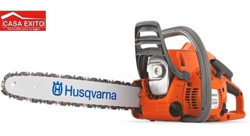 moto-sierra para trabajos duros husqvarna hq-61 c.c. /28