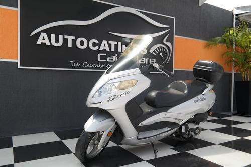 moto skygo executive 250cc