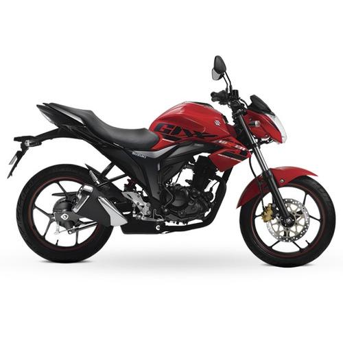 moto street calle suzuki gixxer 150  0km urquiza motos