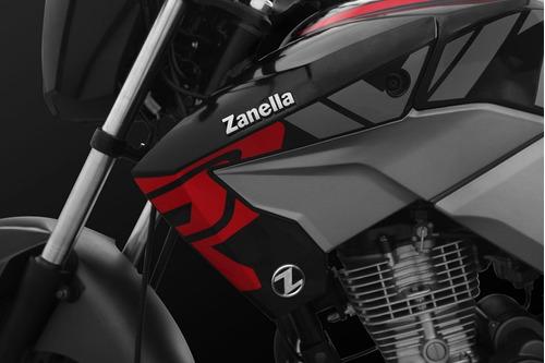 moto street calle zanella rx1 rx 1 150 2018 nuevo 0km