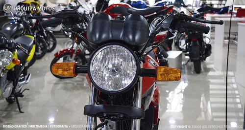 moto street cg 150 s2 calle titan urquiza motos 2018