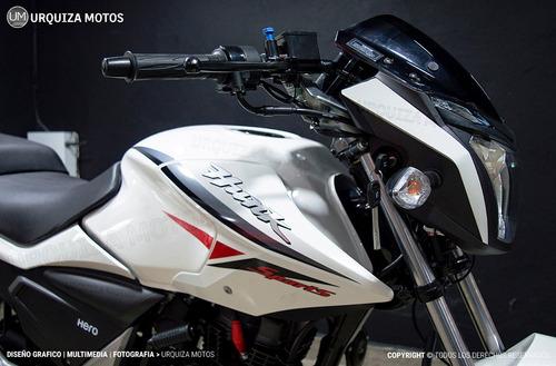 moto street hero hunk sport 150 0km calle 2018