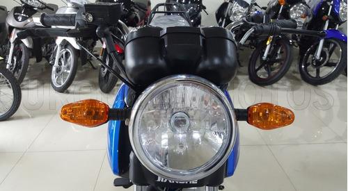 moto street jianshe js 125 6by 0km urquiza motos