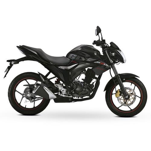 moto street suzuki gixxer gsx 150 nuevo modelo 0km 2018