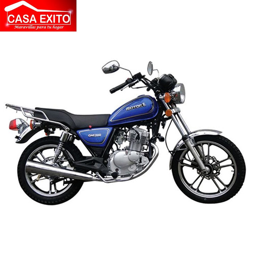 moto sukida gne-200/ 200cc año 2020 color ro/ azul
