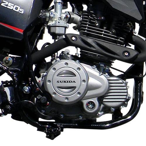 moto sukida skr250s año 2016