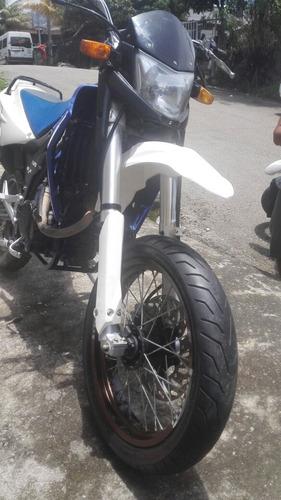 moto super motard lmx 200 2014