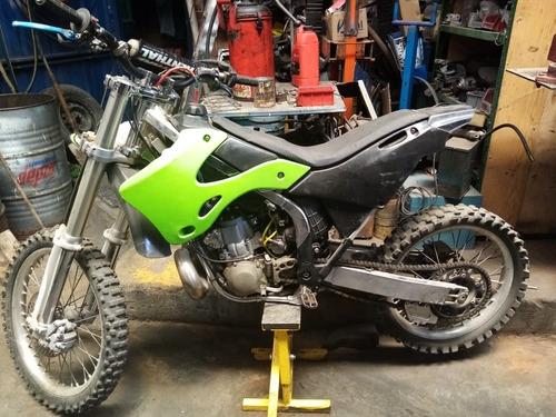 moto susuki, boyesen factory raicing 250, 2005