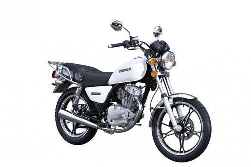 moto suzuki 125 125