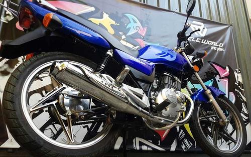 moto suzuki 125