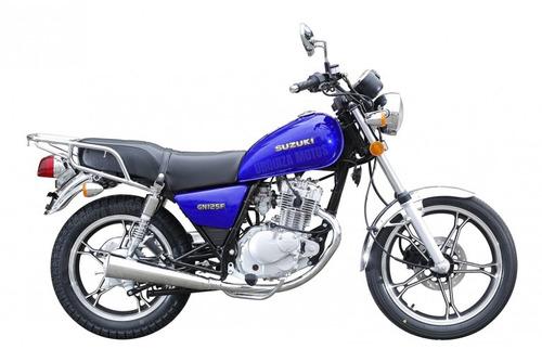 moto suzuki 125 chopper