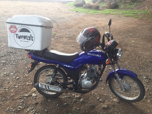 moto suzuki 125cc