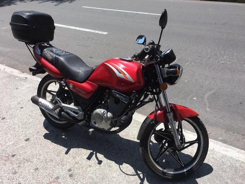 moto suzuki 125cc perfecto estado todo en regla