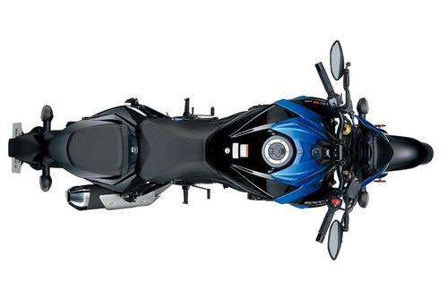 moto suzuki 750 gsr