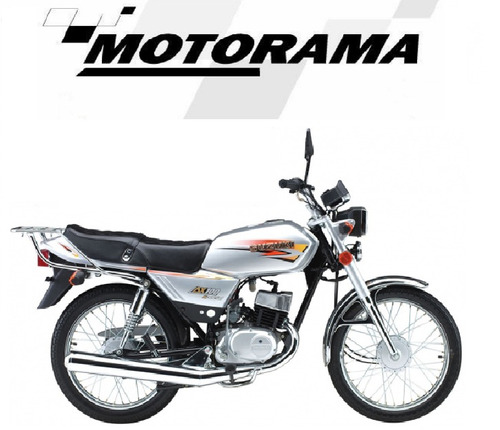 moto suzuki ax 100 0km motorama