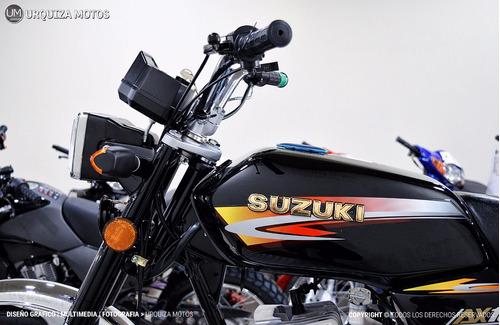 moto suzuki ax 100  2018 0km promo urquiza motos