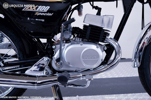 moto suzuki ax 100 ax100 2018 0km promo urquiza motos