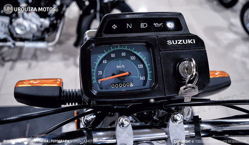 moto suzuki ax 100 cafe racer 2t promo contado ax100 0km
