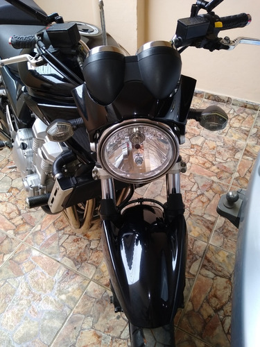moto suzuki bandit 1250 n 2009