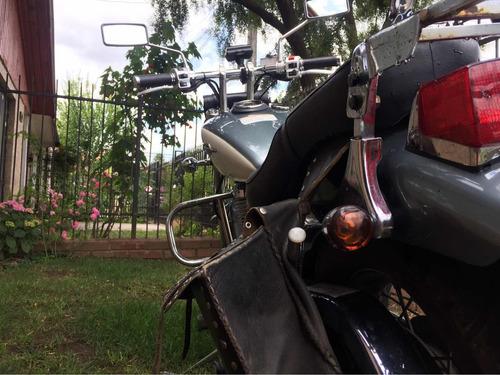 moto suzuki boulevard s40 (savage / ls 650)