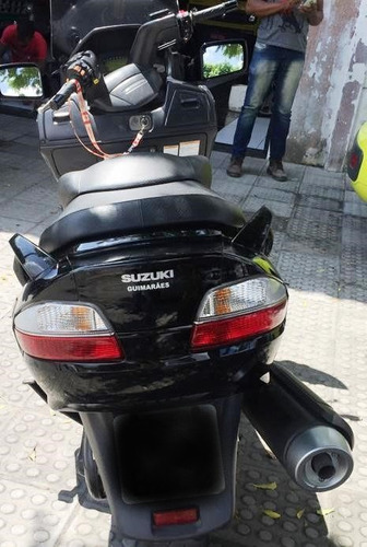 moto suzuki burgmam 650 c