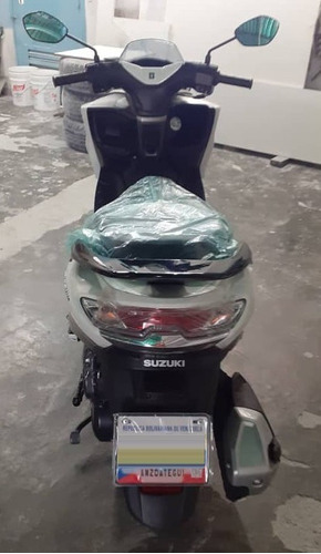 moto suzuki burgman street 125 acepto cambio escucho ofertas