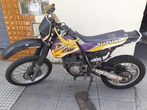 moto suzuki dr 350