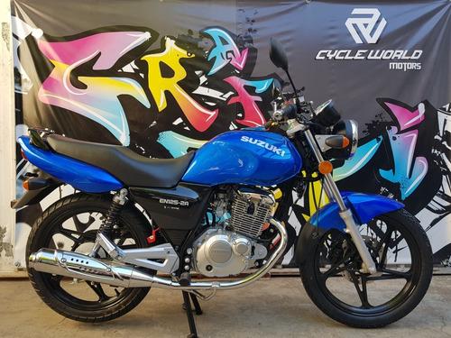 moto suzuki en 125 0km 2018 cycle world motors al 19/7
