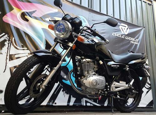 moto suzuki en 125 2a 0km 2018 irrompible stock ya  al 25/05