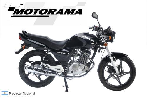moto suzuki en 125 2a consulte bonif. 100% patente cg