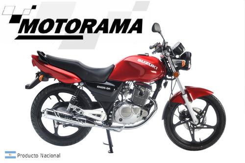 moto suzuki en 125 2a - naked motorama