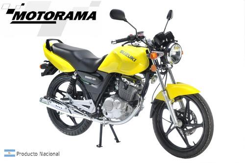 moto suzuki en 125 2a tipo cg