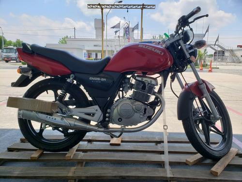 moto suzuki en125 - 2a. nueva o km !!