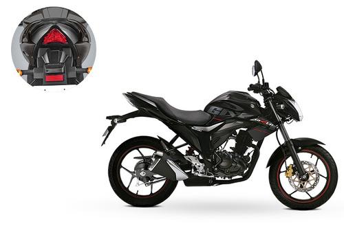 moto suzuki gixxer 150  0km street calle  urquiza motos