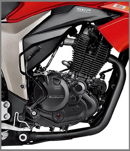 moto suzuki gixxer 150 bonif 100% patentamiento gsx repuesto