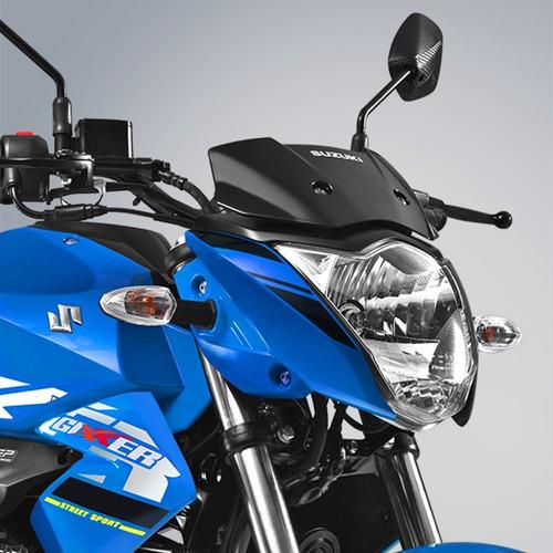 moto suzuki gixxer 150 bonif 100% patente gsx no fz