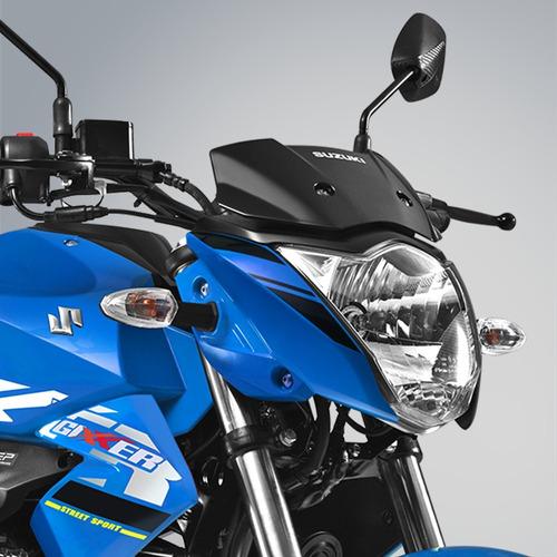 moto suzuki gixxer 150 financiacion dni 0km urquiza motos