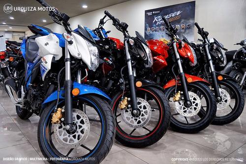 moto suzuki gixxer 150 gsx financiacion 0km urquiza motos