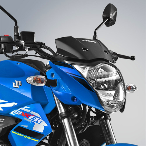 moto suzuki gixxer 150 gsx no fz