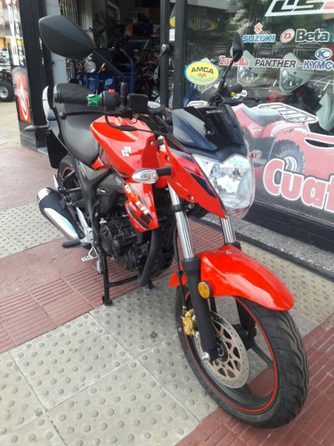 moto suzuki gixxer 150 patentado y casco incluido motovega