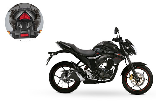 moto suzuki gixxer 150 street 0km urquiza motos